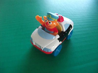 TOY MATCHBOX TYCO Sesame Street Muppet Ernie Police Car 1997 Jim Henson Toy