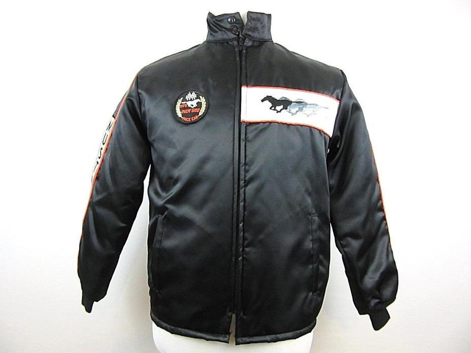 ford mustang racing jacket for sale classifieds. Black Bedroom Furniture Sets. Home Design Ideas