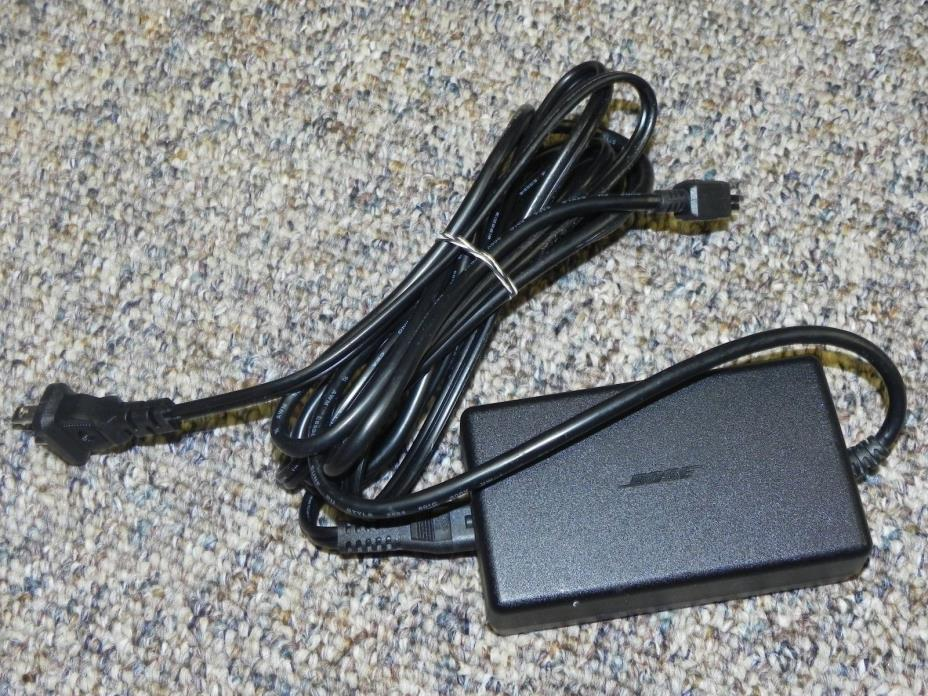 Original Bose Power Supply PSM36W-208 for Sounddock Series I - 4 pin - used
