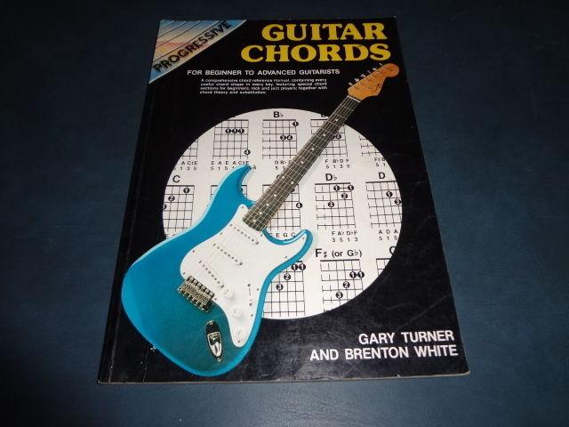 Progressive Guitar Chord Book