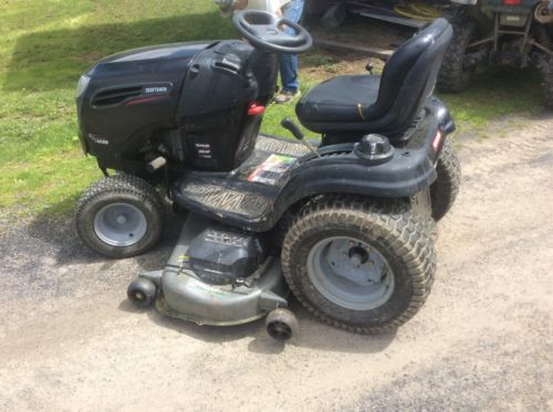 Craftsman DGS 6500 Riding Lawnmower, Kohler Pro 26 Hp V Twin Engine