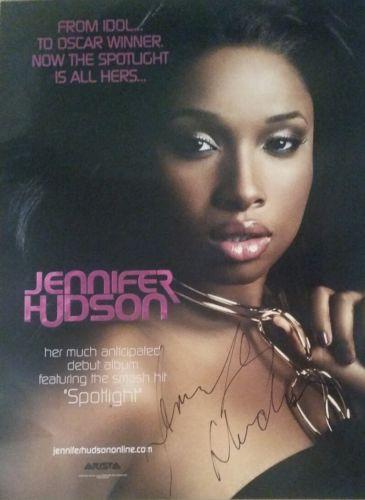 Jennifer Hudson promo poster 18