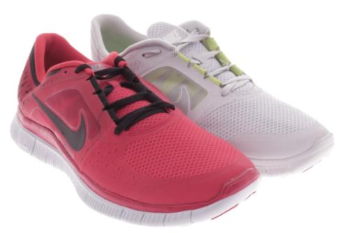Mens Nike Cross Color Red Gray Athletic Shoes 12 M