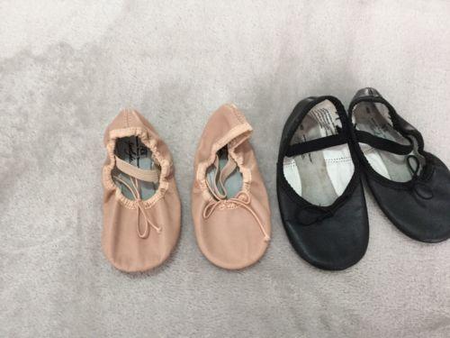 Toddler Ballet  Slippers 8T