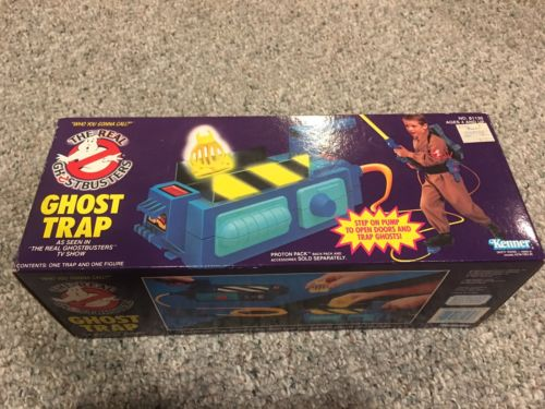The Real Ghostbusters Kenner Ghost Trap