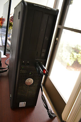 DELL OPTIPLEX 760 DESKTOP COMPUTER 2.66 GHz 6.00 GB RAM