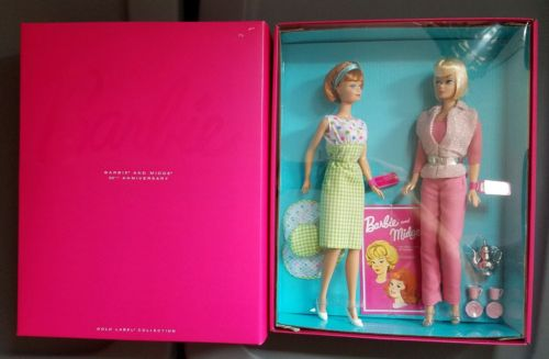 2012 Barbie and Midge 50th Anniversary Gift Set Reproduction