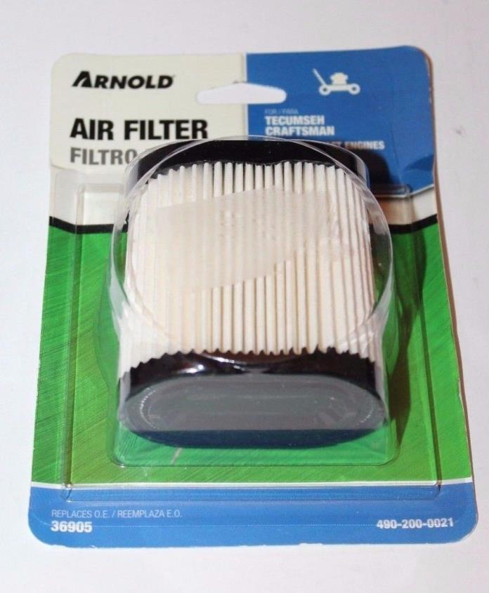Arnold Air Filter for Tecumseh Craftsman Vertical Shaft Engines 36905