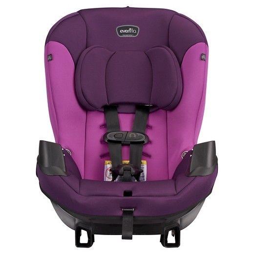 Sonus? Convertible Car Seat Evenflo Infant, Toddler Vehicle Seat Dahila