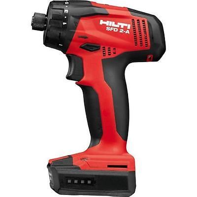 Hilti SFD 2-A 12-Volt Lithium-Ion Cordless 1 4 in. Drill Driver with CA-B12