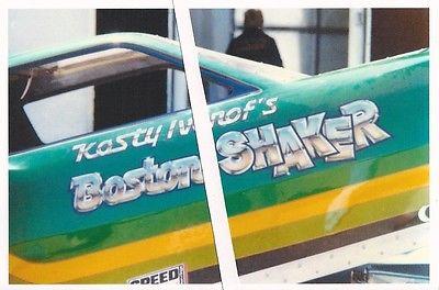 1970s Drag Racing-