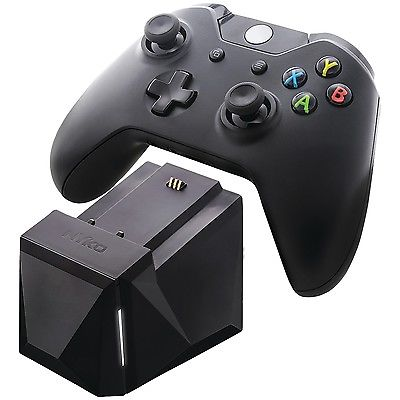 NYKO 86130 Xbox One(TM) Charge Block Solo #743840861300 Free Shipped