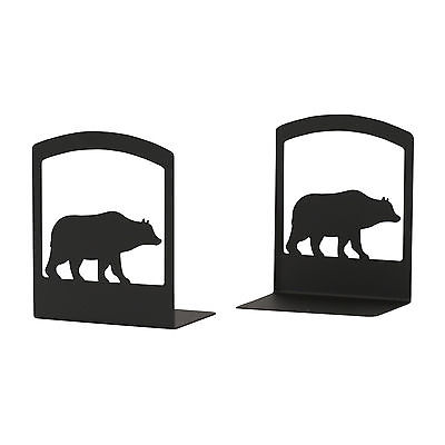 Village Wrought Iron Bear Bookends
