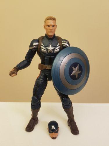 Marvel Legends MCU Captain America