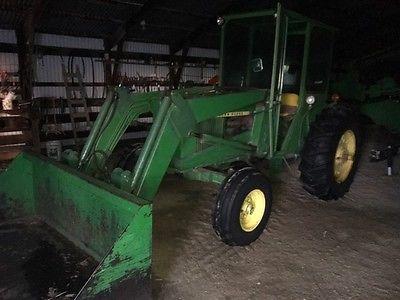 1986 John Deere 2030 Tractors