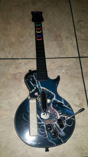 Guitar Hero Wii Les Paul Gibson Slash Video Game Controller 95567.805 RedOctane