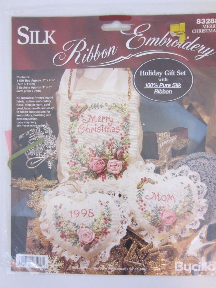 Bucilla silk ribbon for sale classifieds
