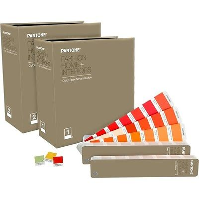 Pantone Fashion Home + Interiors Color Guide & Specifier (FHIP200)