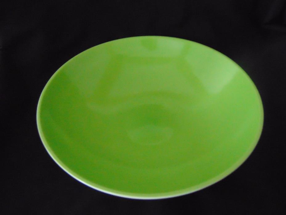 LARGE CRATE & BARREL CERAMIC SERVING BOWL 10