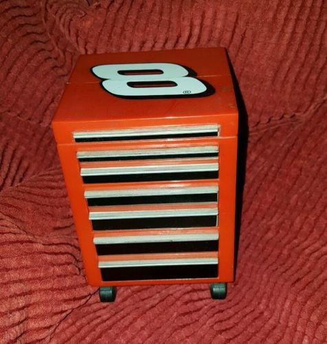 Dale Earnhardt Jr Collectible Mini Toolbox War Wagon