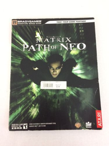 Matrix: Path of Neo - Strategy Guide, By Brandy Games