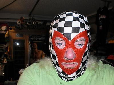 The Racer Pro Wrestling Mask (PRO-GRADE)