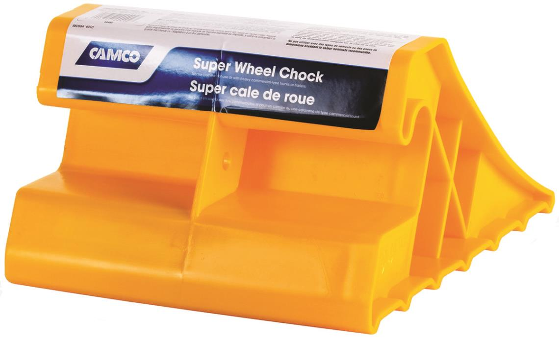 WHEEL CHOCK SUPER POLY