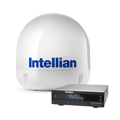 INTELLIAN I6 US SYSTEM 23.6 DISH W/ NORTH AMERICAN LNB