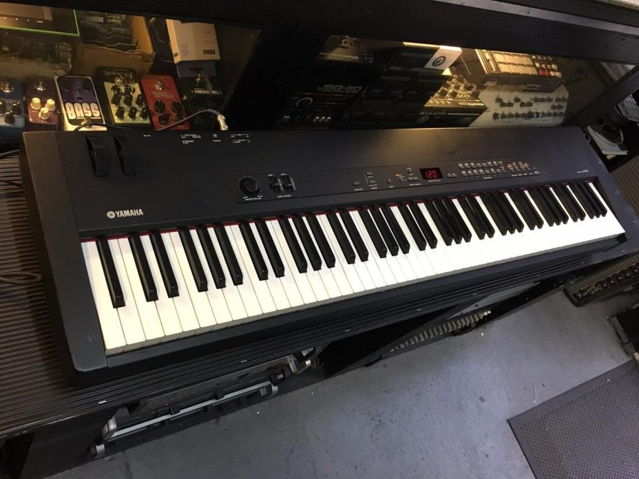 Yamaha weighted keyboard for sale classifieds for Yamaha fully weighted keyboard