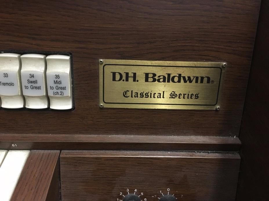 baldwin machine electric organ
