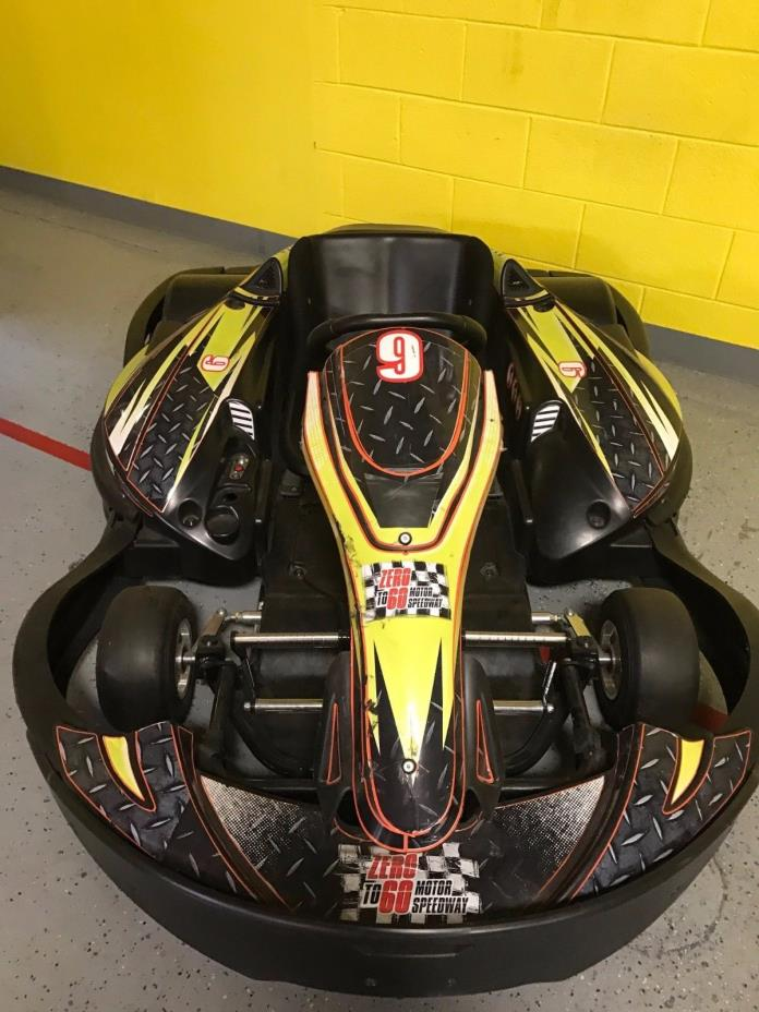 Sodi Electric Go Karts-Used condition