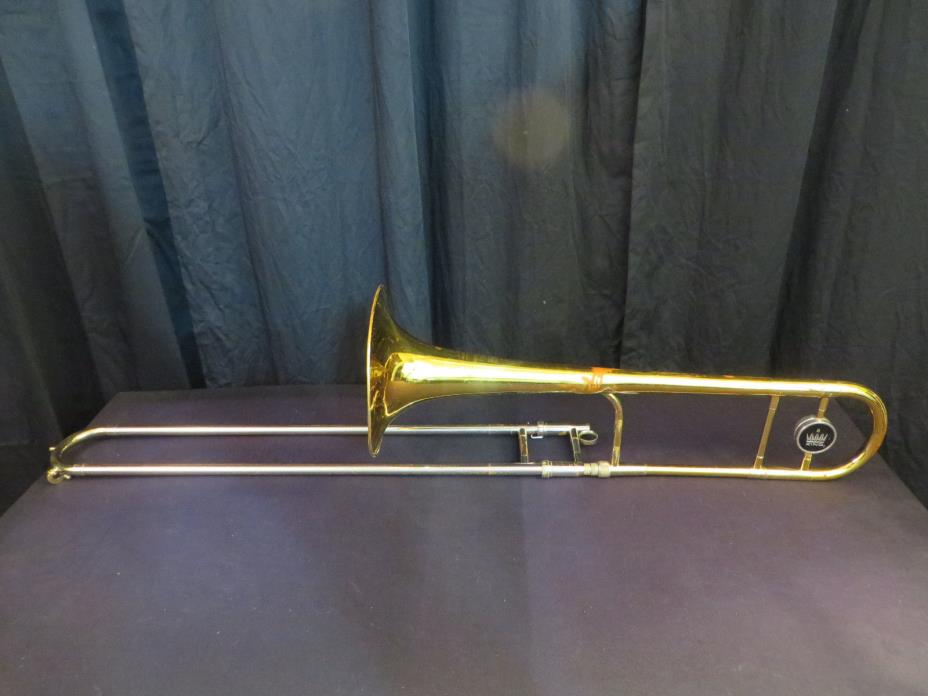 Late 1970's King 4B Large Bore Tenor Trombone with case, Just serviced
