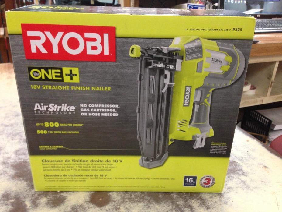 Ryobi ONE+ 18V Air Strike 3/4
