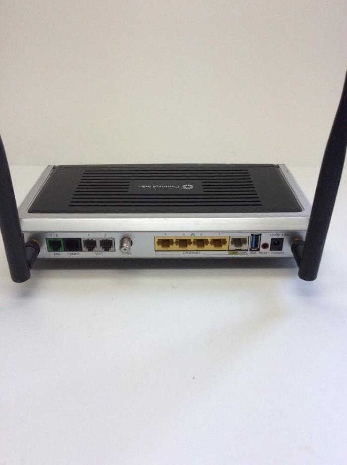 ActionTec C2000a Wireless N DSL VDSL2 Modem Router Centurylink