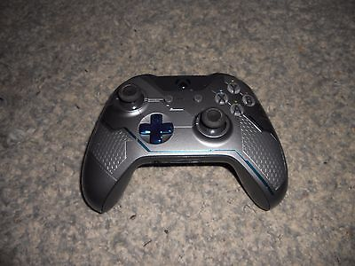 MICROSOFT XBOX ONE LIMITED EDITION HALO 5 GUARDIANS WIRELESS CONTROLLER UNSC