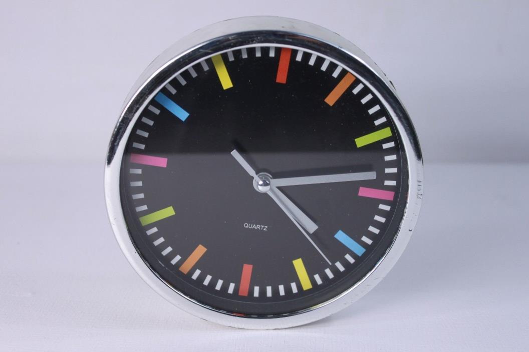 Small  wall clock-quartz, (ref 813)