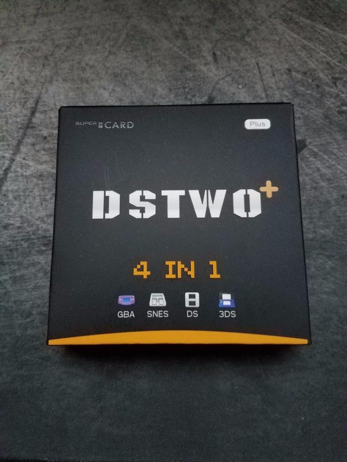 Supercard DsTwo+ (Plus)