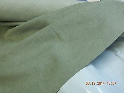 #4398 Lichen Toray Ambiance Ultrasuede Microfiber fabric, 6 yds.