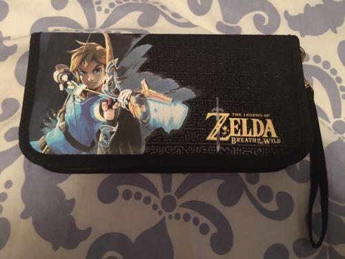 Nintendo Switch Premium Console Case The Legend Zelda Breath of the Wild Edition
