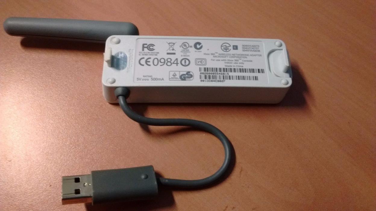 Xbox 360 Wireless WIFI Network USB  Antenna Adapter