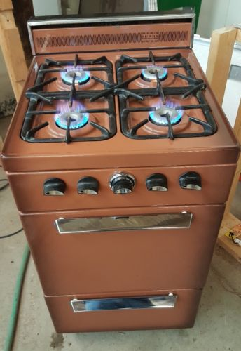 Vintage Kenmore (Roper) LP Apartment Sized Gas Stove 20