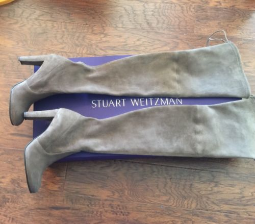 Stuart Weitzman Highland Boots Size 8.5
