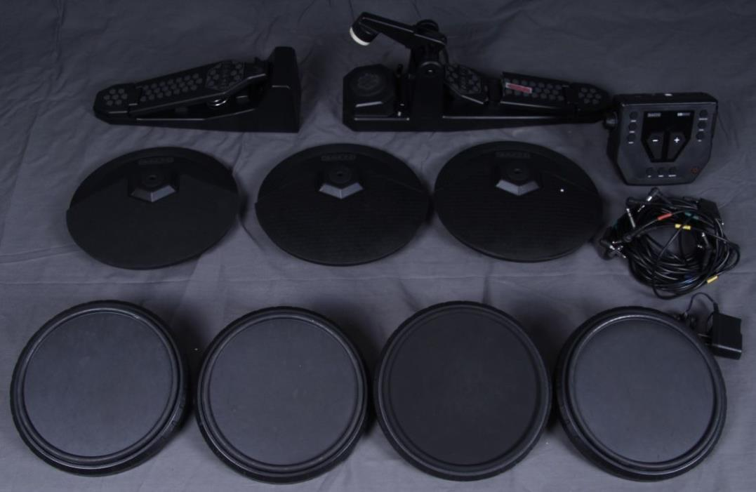 Simmons SD300 Electronic Drum Set