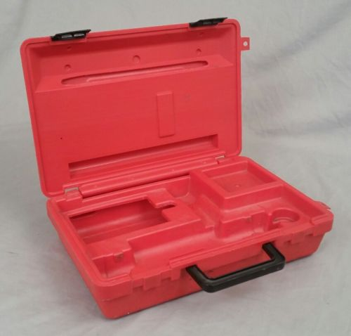 Replacement CASE ONLY For MILWAUKEE Heavy Duty 2.4 Volt Cordless Screwdriver Kit