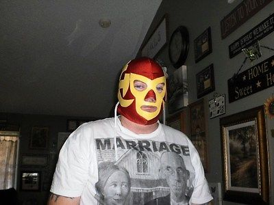 Moscow Maniac Pro Wrestling Mask