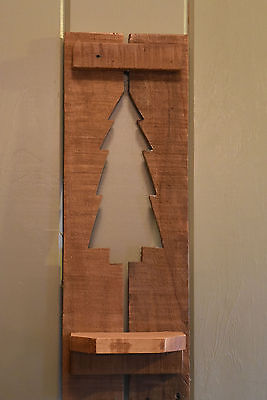 Pine Tree Sconce