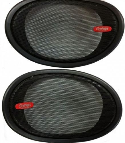 JDM HONDA CRX EG2 DELSOL SIR REAR GATHERS SPEAKER'S COVERS OEM