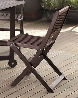 Eucalyptus Folding Chairs [ID 3491599]