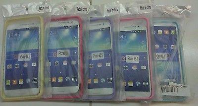 Lot of 5 iPhone 6+ PLUS Generic Bumper Cases