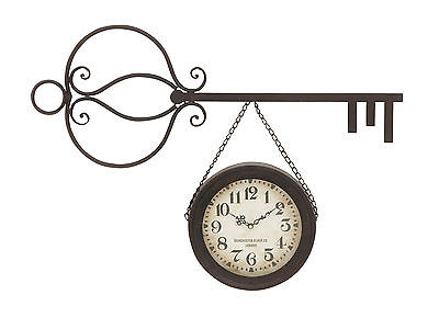 Outstanding Metal Wall Clock